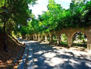 corfu luxury villa yasemia corfu sightseeings mon repos 1 2