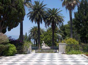 corfu luxury villa yasemia museums achilleion 3